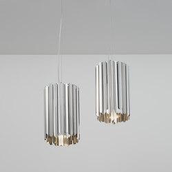 Facet Pendant stainless | Suspended lights | Tom Kirk Lighting