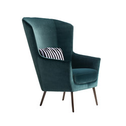 Lilou Wing chair | Armchairs | Christine Kröncke