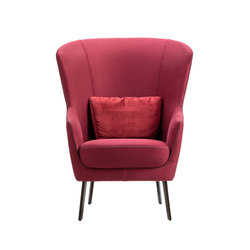 Lilou Wing chair | Fauteuils | Christine Kröncke