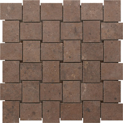 London Brown | Mosaico | Ceramic mosaics | Rondine