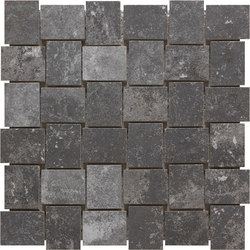 London Charcoal | Mosaico | Ceramic mosaics | Rondine
