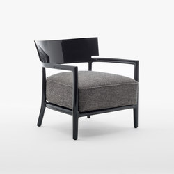 Cara | Lounge chairs | Kartell