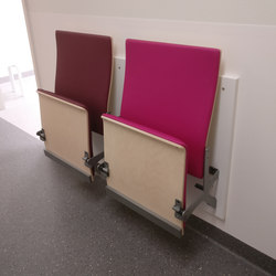 Edu Wall | Hörsaal-Sitzsysteme | Hamari