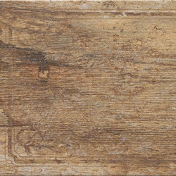 Metalwood Beige | Bordo Mix | Piastrelle ceramica | Rondine