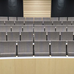 Edu | Auditorium seating | Hamari