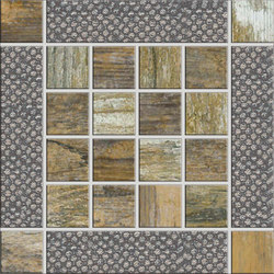 Metalwood Beige | Inserto | Ceramic tiles | Rondine