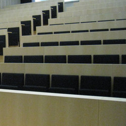 HLA-Wall | Auditorium seating | Hamari