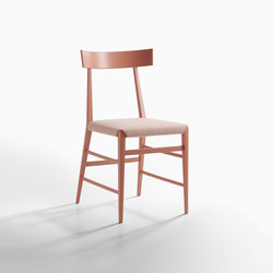 Noli | 2054 | Visitors chairs / Side chairs | Zanotta