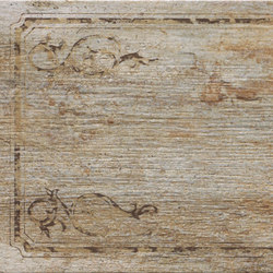 Metalwood Musk | Bordo Mix | Ceramic tiles | Rondine