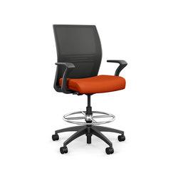 Amplify | Task Stool | Sillas de trabajo altas | SitOnIt Seating