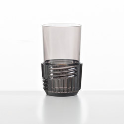 Trama Drink | Water glasses | Kartell