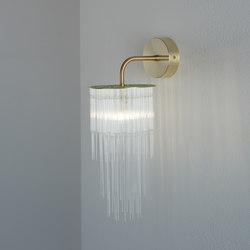 GS Wall Light brushed brass | Wall lights | Tom Kirk Lighting