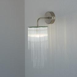 GS Wall Light brushed nickel | Wall lights | Tom Kirk Lighting