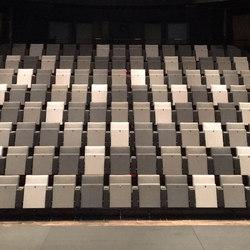 PrimoTelescopic | Auditorium seating | Hamari