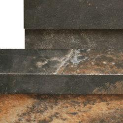 Mystique Black | Mosaico Muretto Multispessore | Mosaicos de cerámica | Rondine