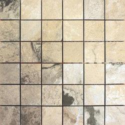 Mystique White | Mosaico | Mosaici ceramica | Rondine