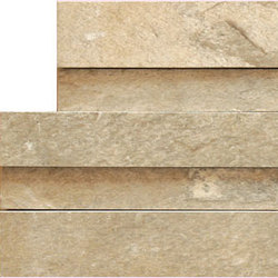 Mystique White | Mosaico Muretto Multispessore | Mosaici ceramica | Rondine