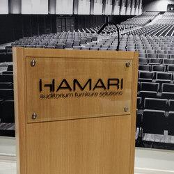 Lassard Speaker Stand | Pupitres | Hamari