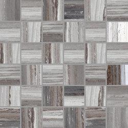 Palissandro Dark | Mosaico | Ceramic mosaics | Rondine