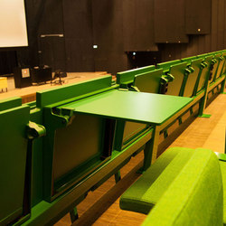 Folding Tables | Slide table | Butacas auditorio | Hamari