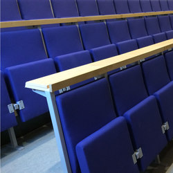 Fixed Tables | Semi-Folding table | Butacas auditorio | Hamari