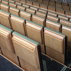 Folding Tables | Box table | Sièges d'auditorium | Hamari
