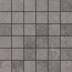 Pietre Di Fiume Antracite | Mosaico | Ceramic mosaics | Rondine