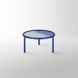 L.A. Sunset | Side tables | Glas Italia