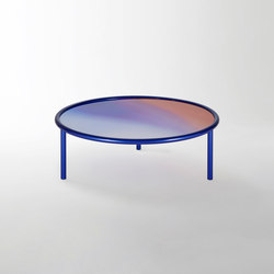 L.A. Sunset | Tables basses | Glas Italia