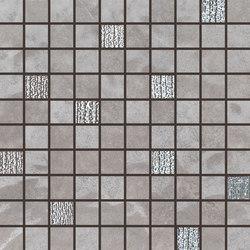 Pietre Di Fiume Grigio | Mosaico Mix | Ceramic mosaics | Rondine