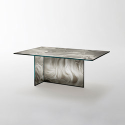 Liquefy | Dining tables | Glas Italia