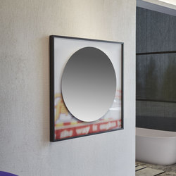 Collage | Bath mirrors | antoniolupi