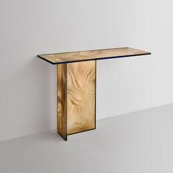 Liquefy | Tables consoles | Glas Italia