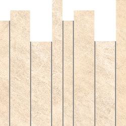 Quarzi Beige | Muretto | Keramik Fliesen | Rondine