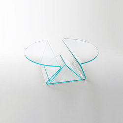 Plisse | Coffee tables | Glas Italia