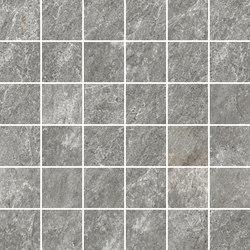 Quarzi Grey | Mosaico | Keramik Mosaike | Rondine