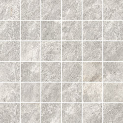 Quarzi Light Grey | Mosaico | Ceramic mosaics | Rondine