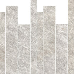 Quarzi Light Grey | Muretto | Keramik Fliesen | Rondine