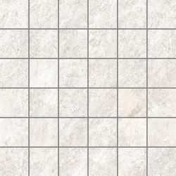 Quarzi White | Mosaico | Keramik Mosaike | Rondine