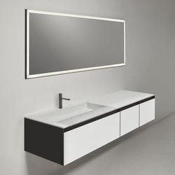 Atelier | Vanity units | antoniolupi