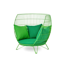 Basket armchair / Small | Sessel | nola