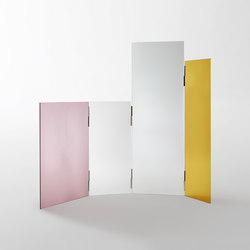 Rayures | Folding screens | Glas Italia