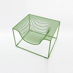Grid armchair | Poltrone | nola
