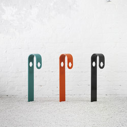 Hook bicycle stand | Soportes para bicicletas | nola