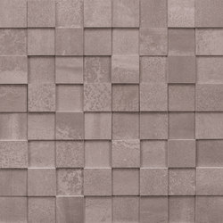 Planet Brick Tobacco | Ceramic tiles | Marca Corona