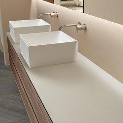 Quarzomood | Mobili lavabo | antoniolupi