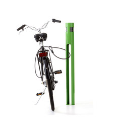 Solar Cell bicycle stand | Bicycle stands | nola