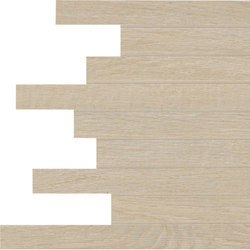 Prestige | White Linea | Ceramic tiles | Marca Corona
