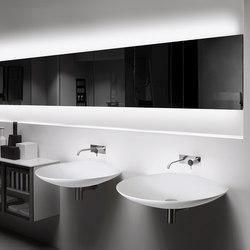 Mantra   Wash basins   antoniolupi