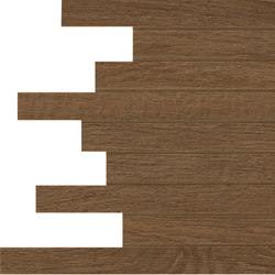 Prestige | Brown Linea | Ceramic tiles | Marca Corona